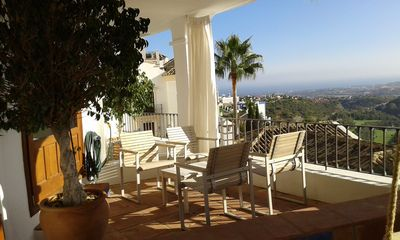La Heredia - Great beach-style townhouse, Marbella