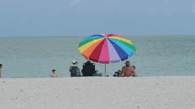 Cape Coral house rental - Relax on nearby Fort Myers Beach or Sanibel & Captiva Islands
