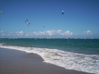Neaby Kite Beach