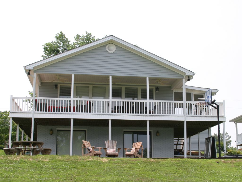 Cadiz vacation rental vrbo 426218 4 br lake barkley for 9 bedroom vacation rentals