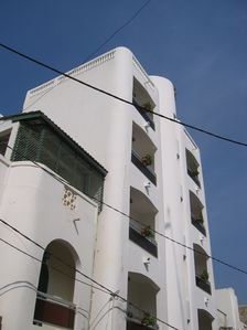 2 Beds Apartment In Dakar: Walking Distance To Yoff Beach And Downtown Area