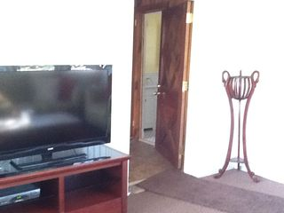 Greenwood Lake house photo - Big flat screen TV/DVD Free Wi Fi