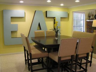 Anna Maria house photo - Dining Room