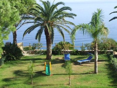 apartment cala rossa reserve to 70 meters from the sea