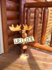 Wisconsin Dells cabin photo - Welcome!!