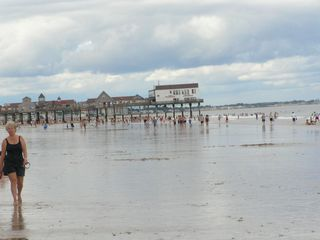 Old Orchard Beach house photo - The Pier
