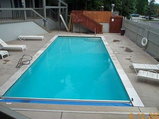 Snowcrest condo photo - Heated Pool