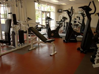 Orlando condo rental - High Class Fitness Centre