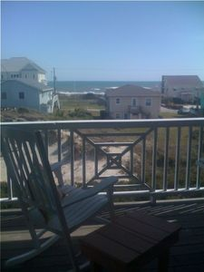 3rd floor, Ocean view deck