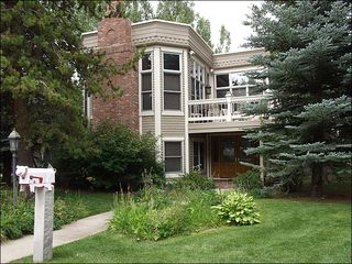 Aspen house photo - Classic West End Home