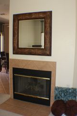 Green Valley townhome photo - Gas Fireplace