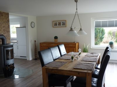 6 Pers. Holiday home in a dream location, water views, Eckernförde Bay, the Baltic Sea