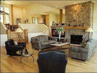 Snowmass Village house photo - Open Living Area