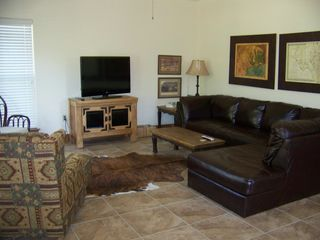 New Braunfels condo photo - living room