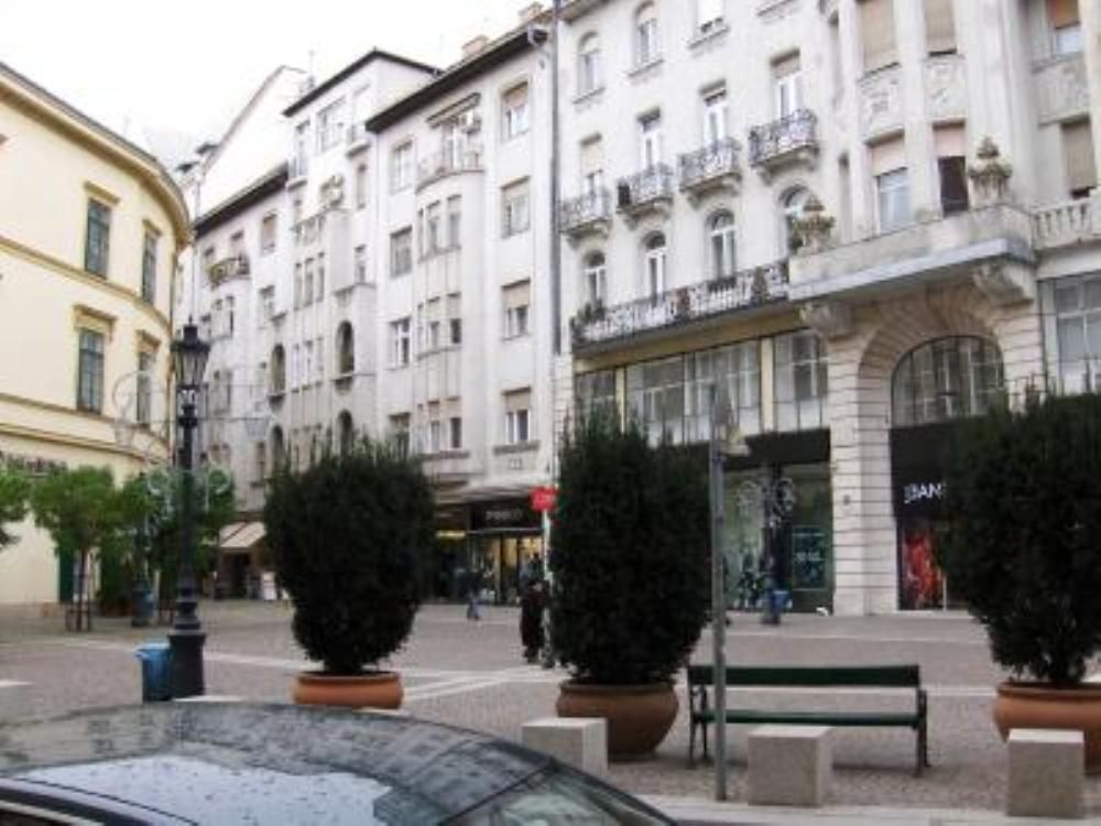 Budapest Holiday Apartment: Downtown Pest Luxury Apartment
