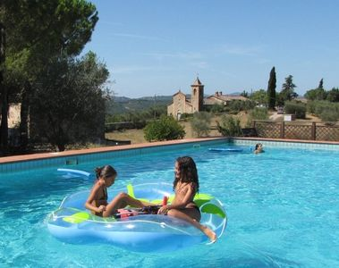 Civitella Paganico apartment rental - Swimming pool