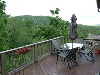 Big Canoe house photo - View from Main Level Deck
