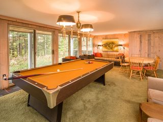 Quechee house photo - Pool Table Room