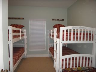Mexico Beach house photo - Bunk Room, very cute