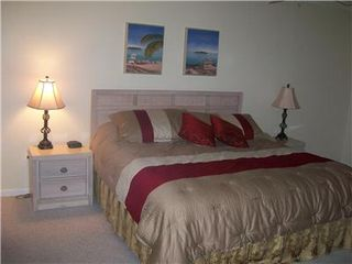 Cape Canaveral condo photo - Bedroom