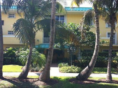 Governors Lodge Boutique Condo Building, see your apartment. First floor, right