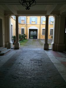 Apartment in historic building in the center of Ravenna