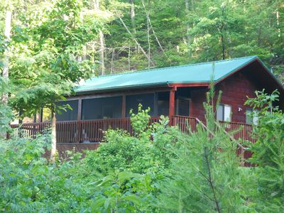 Luxury Wears Valley cabin in Wears Valley, Tennessee, near Pigeon Forge