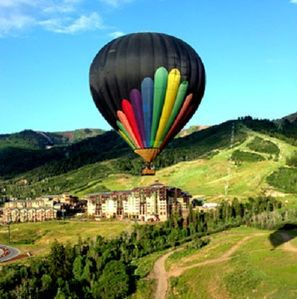 THE CANYONS SUMMER HOT AIR BALLOONING