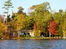 Lenox House View from Laurel Lake - Lenox house vacation rental photo
