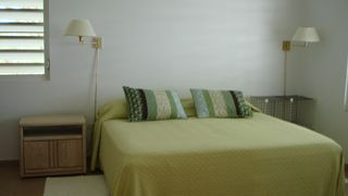 Vieques Island property rental photo - Guest House bedroom