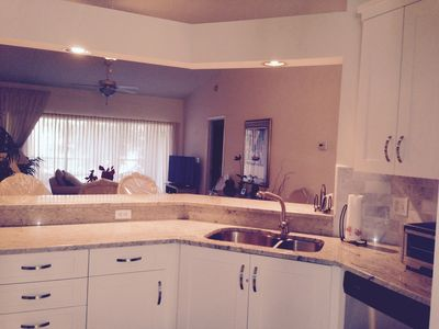 New cabinets, appliances & granite for 2015