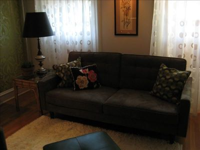 Living Room - Comfortable furnishings for your enjoyment