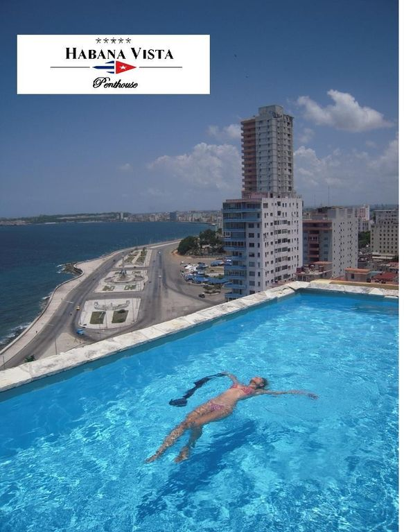 Cuba apartment rental - Stay at top in the heart of La Habana