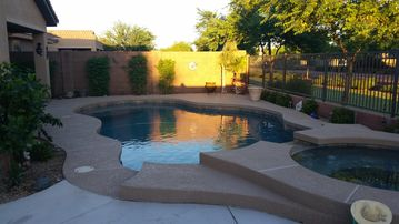 Phoenix house rental - Backyard Oasis!!