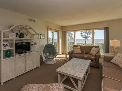 311 Shorewood is a beautiful, oceanfront 2 bedroom villa in Forest Beach