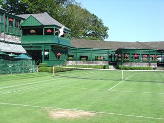 Newport house photo - Tennis Hall of Fame