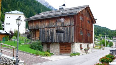 Holiday chalet  in Borca di Cadore - Dolomites - 15 km to Cortina d'Ampezzo