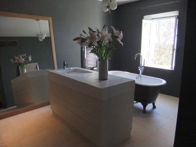Luxurious Master Ensuite Bathroom