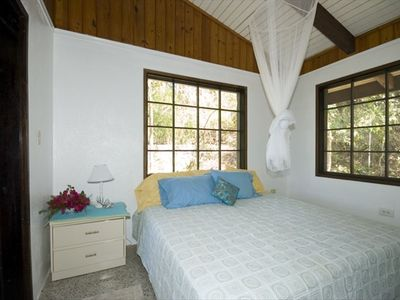 Bedroom of the villa named 'Lucienda'