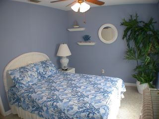 Clearwater Beach house photo - Bedroom with queen bed
