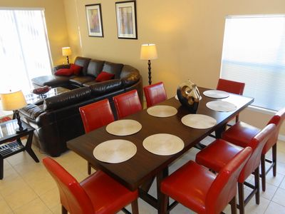 Vizcay villa rental - Lovely Open Dining Room Area