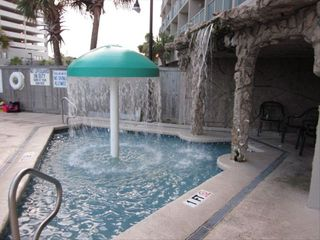Kiddie play area that is available. - Sand Dunes condo vacation rental photo