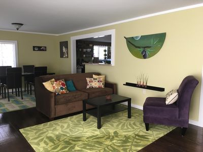 Experience Portland In A Bright, Comfortably Furnished Private Home