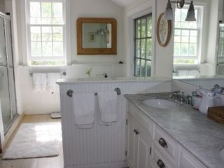 Sag Harbor house photo - Main House - Master Bath