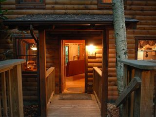 Banner Elk cabin photo - Welcome to The Treehouse!