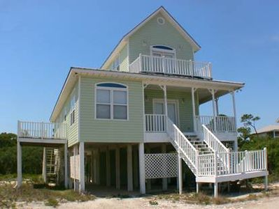 St George Island house rental