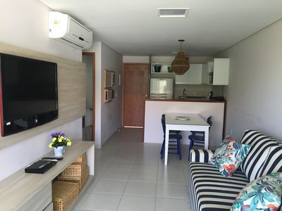 Flat 2 bedrooms Brand new beach of Sheep