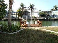 Bring Your Boat! 2 Bedroom Canal Front Home Baybreeze34