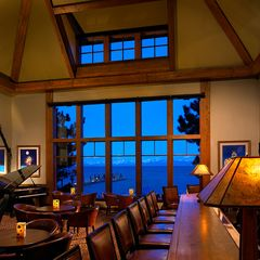 Incline Village house photo - Lone Eagle Grille lounge just a short walk down the street