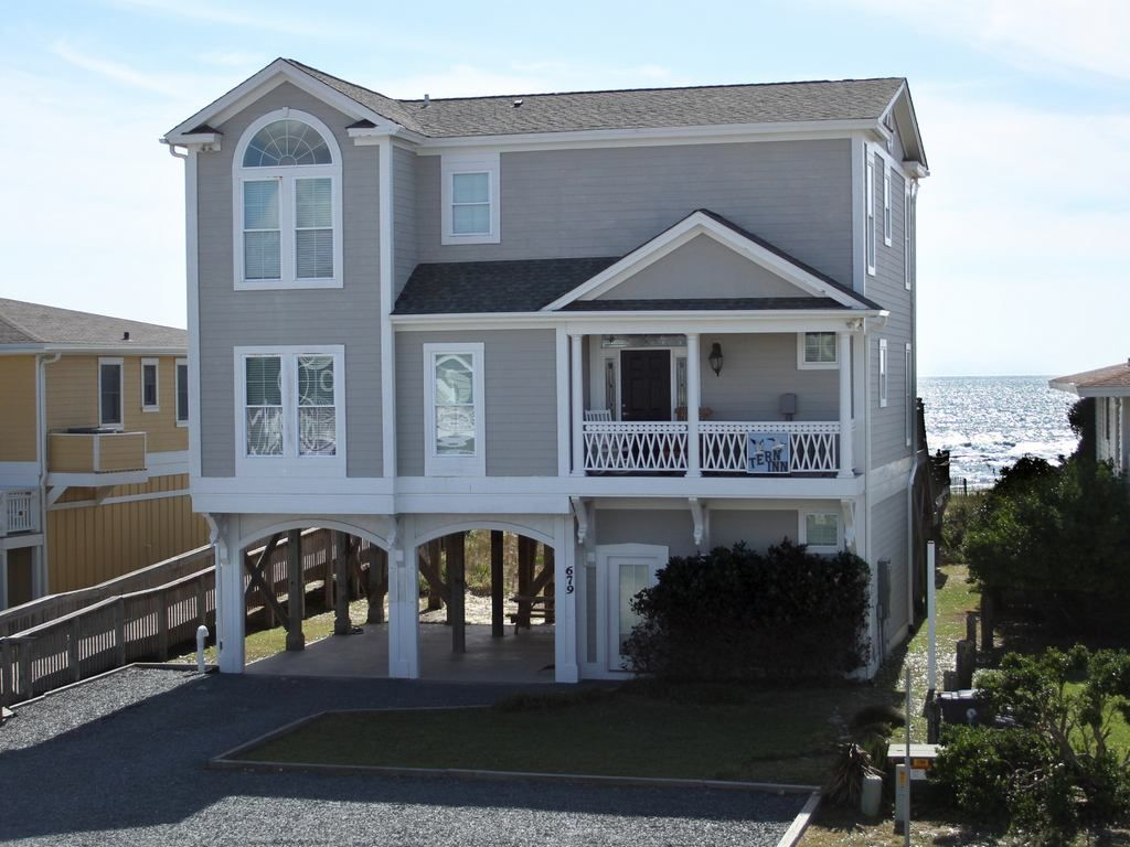 Beautiful Oceanfront Home With Elevator Homeaway
